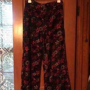 Urban outfitters velvet pants